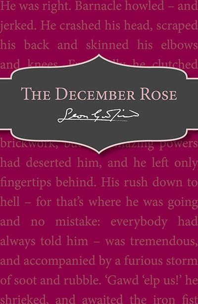 The December Rose - Jacket