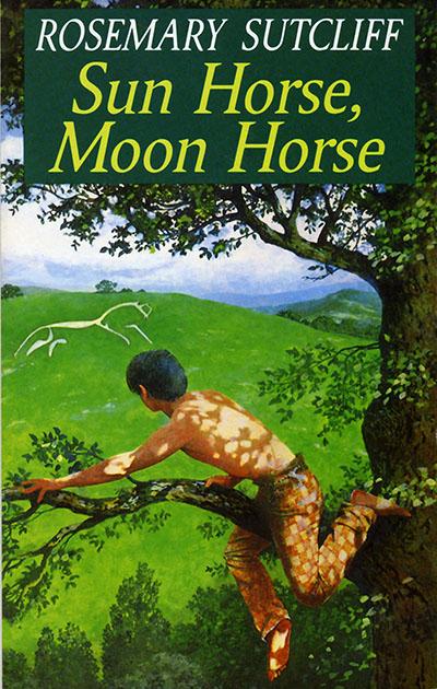 Sun Horse, Moon Horse - Jacket