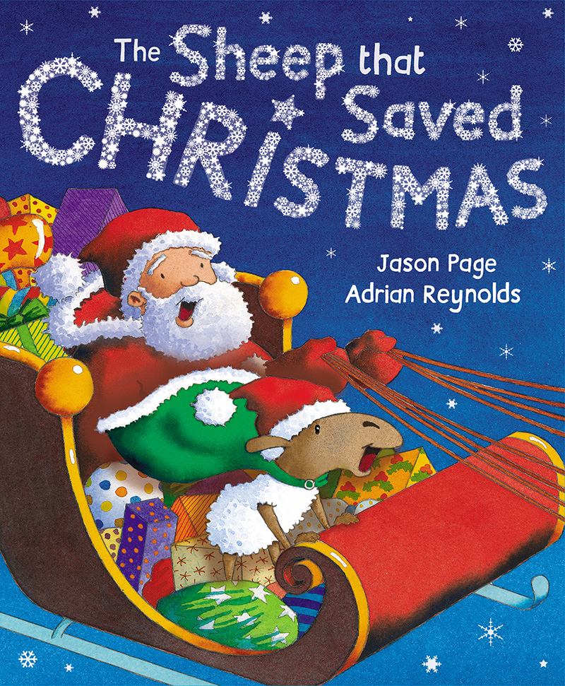 The Sheep that Saved Christmas - Jacket