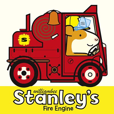 Stanley's Fire Engine - Jacket