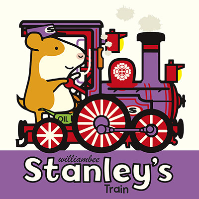 Stanley's Train - Jacket