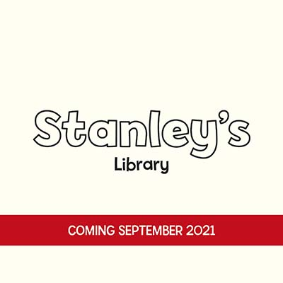 Stanley's Library - Jacket