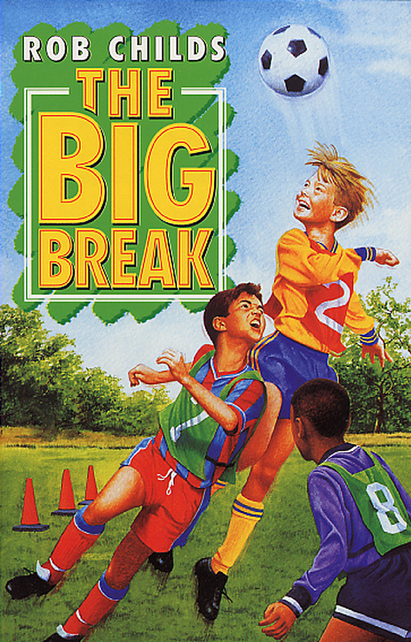 Big Break - Jacket