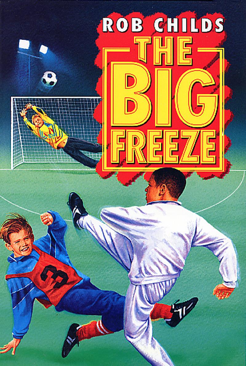 The Big Freeze - Jacket