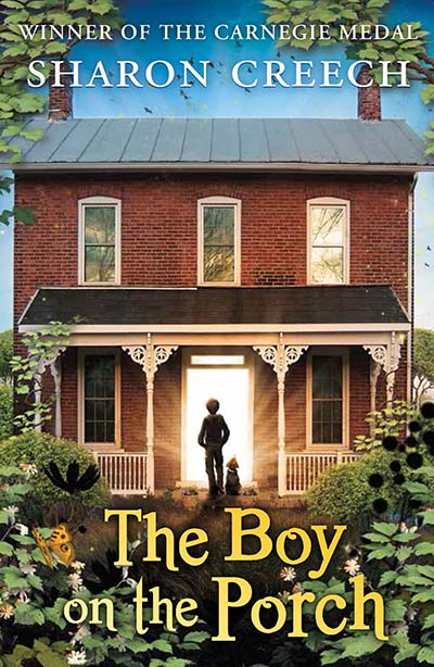 The Boy on the Porch - Jacket