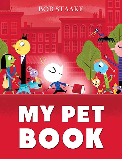 My Pet Book - Jacket