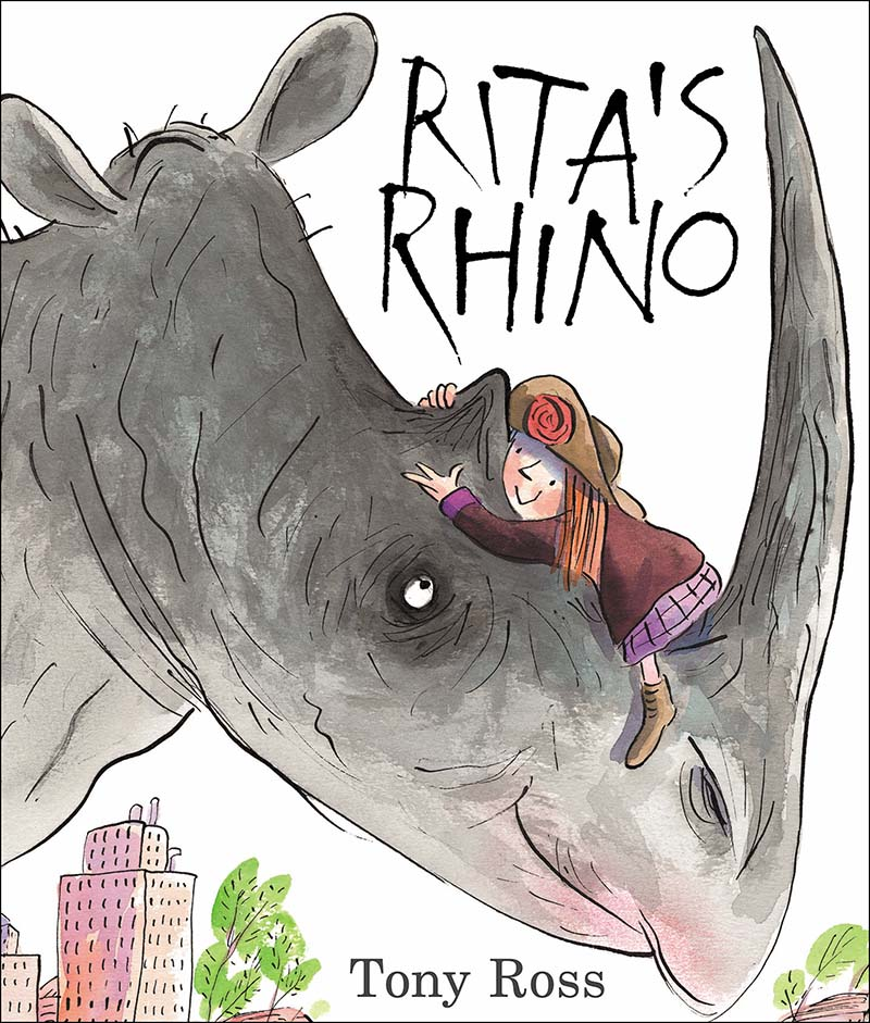 Rita's Rhino - Jacket