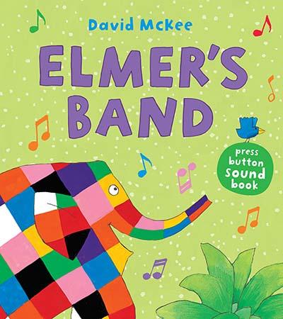 Elmer's Band - Jacket