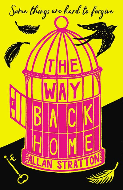 The Way Back Home - Jacket