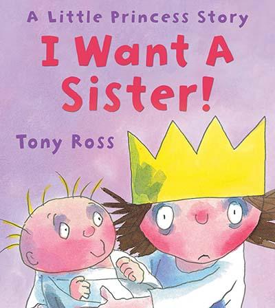 I Want a Sister! - Jacket