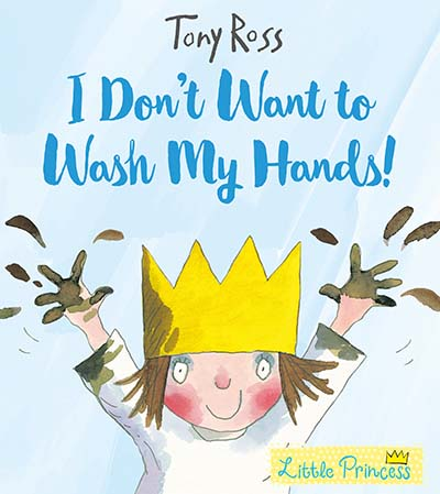 I Don't Want to Wash My Hands! - Jacket
