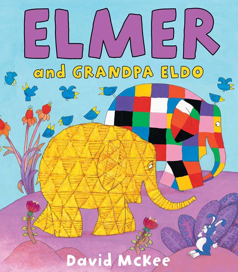 Elmer and Grandpa Eldo - Jacket