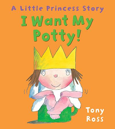 I Want My Potty! - Jacket