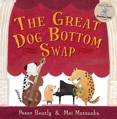 The Great Dog Bottom Swap - Jacket