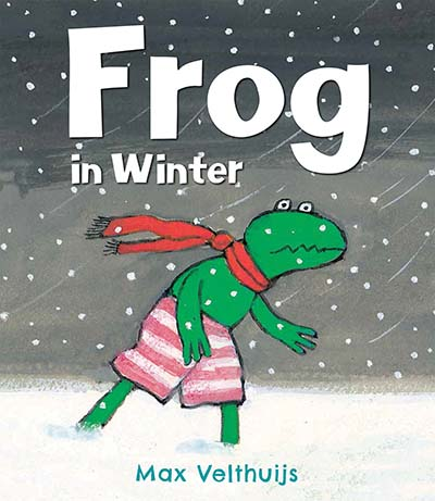 Frog in Winter - Jacket