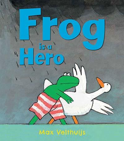 Frog is a Hero - Jacket