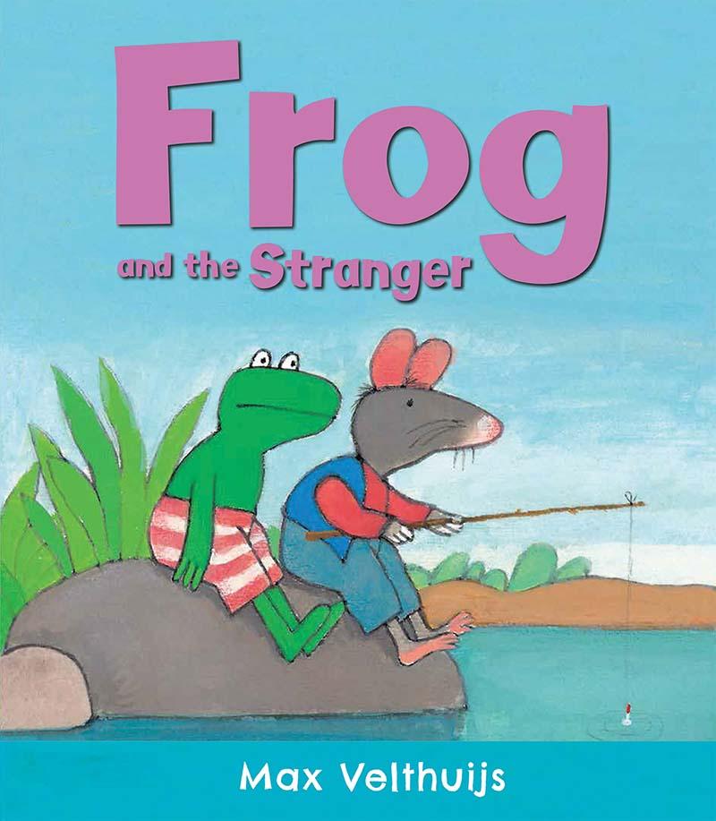 Frog and the Stranger - Jacket