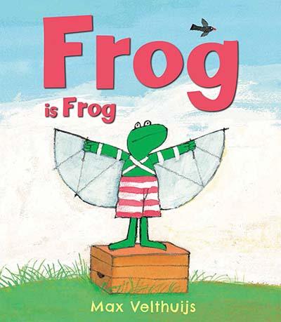 Frog is Frog - Jacket
