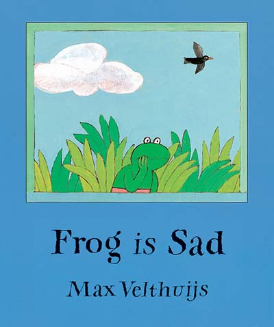 Frog is Sad - Jacket