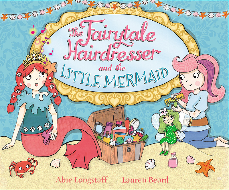 The Fairytale Hairdresser and the Little Mermaid - Jacket