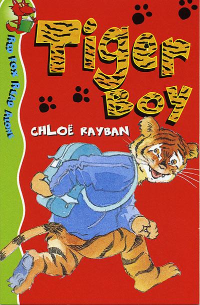 Tiger Boy - Jacket
