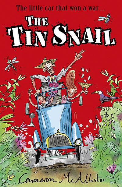 The Tin Snail - Jacket