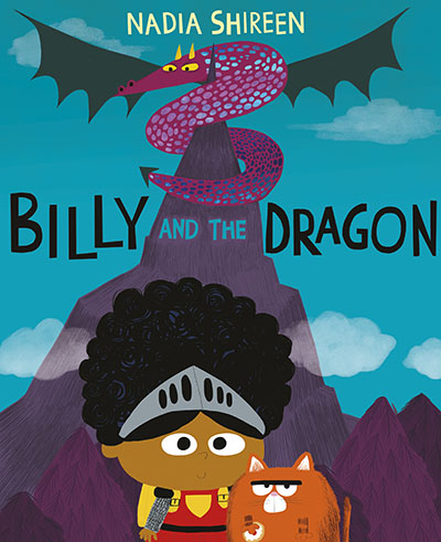 Billy and the Dragon - Jacket