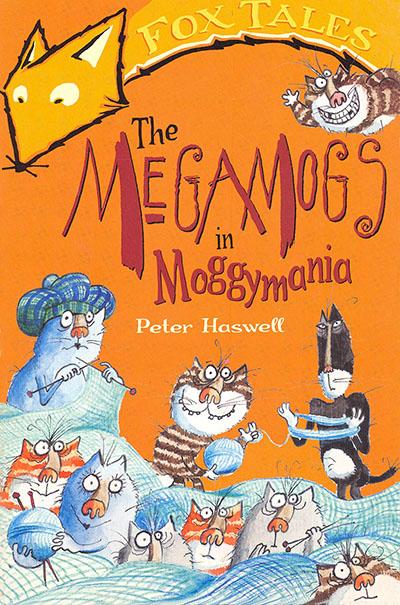 The Megamogs In Moggymania - Jacket