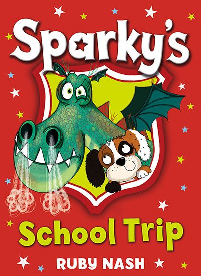 Sparky's School Trip - Jacket