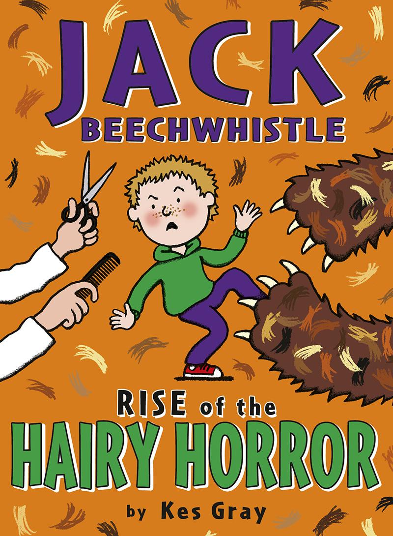 Jack Beechwhistle: Rise Of The Hairy Horror - Jacket