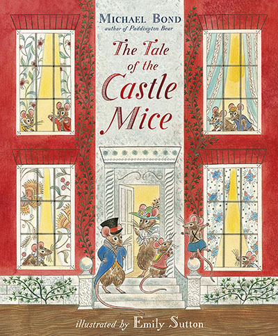 The Tale of the Castle Mice - Jacket