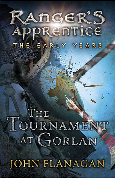 The Tournament at Gorlan (Ranger's Apprentice: The Early Years Book 1) - Jacket