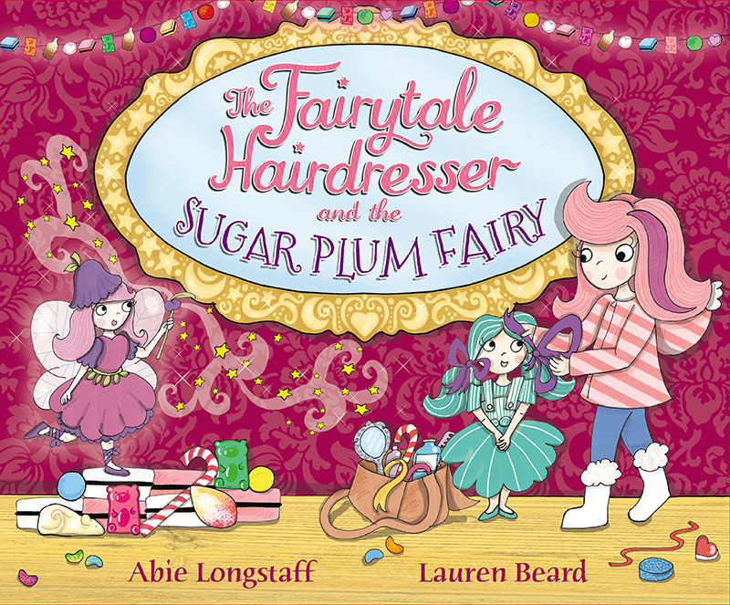 The Fairytale Hairdresser and the Sugar Plum Fairy - Jacket
