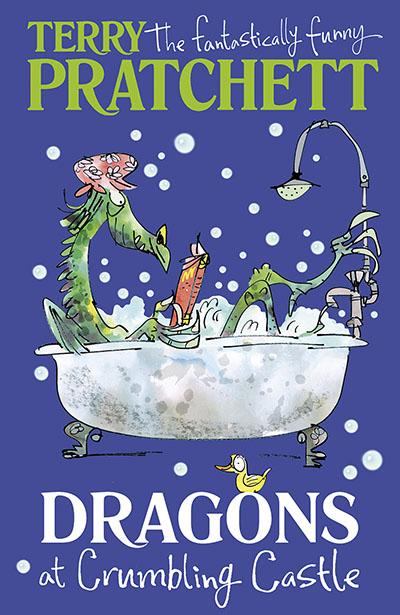 Dragons at Crumbling Castle - Jacket