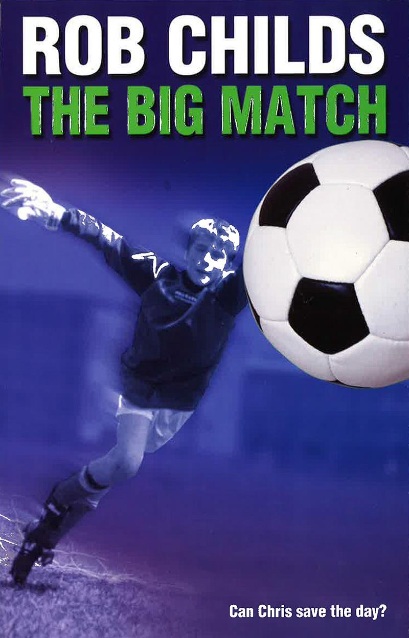 The Big Match - Jacket