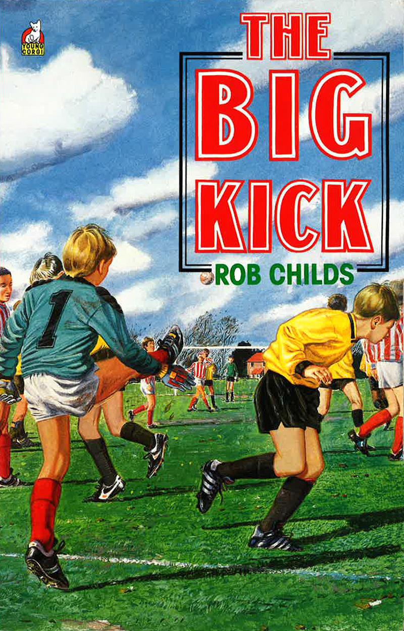 The Big Kick - Jacket