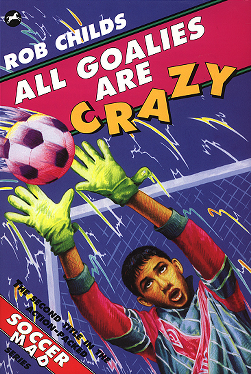 All Goalies Are Crazy - Jacket