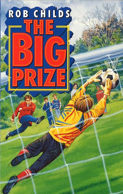 The Big Prize - Jacket
