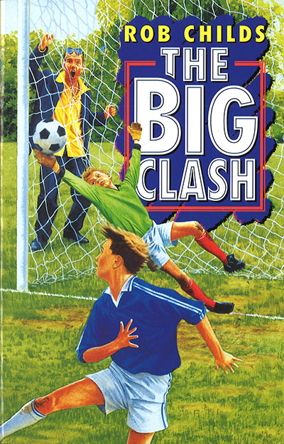 The Big Clash - Jacket