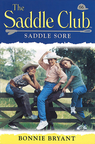 Saddle Club 66: Saddle Sore - Jacket