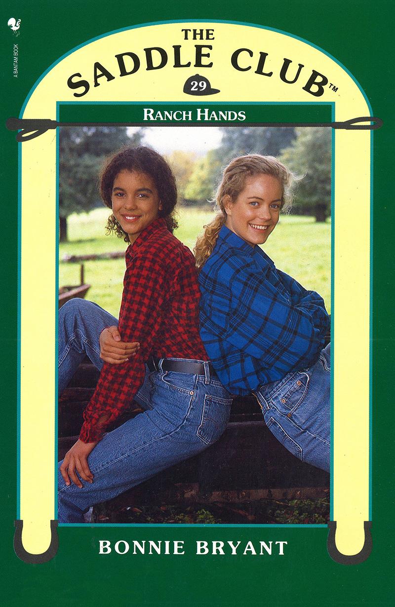 Saddle Club 29: Ranch Hands - Jacket