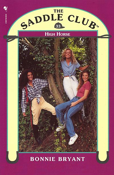 Saddle Club 33: High Horse - Jacket
