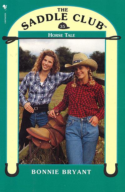Saddle Club 35: Horse Tale - Jacket