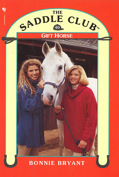 Saddle Club 40: Gift Horse - Jacket