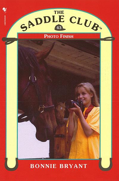 Saddle Club 43 - Photo Finish - Jacket