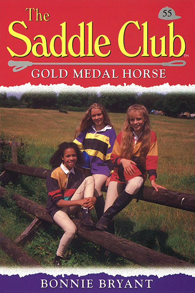 Saddle Club 55: Gold Medal Horse - Jacket