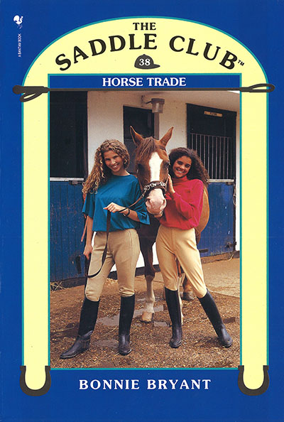 Saddle Club 38: Horse Trade - Jacket