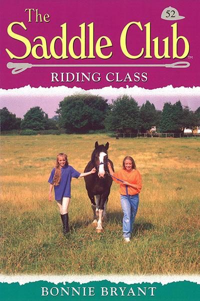 Saddle Club 52: Riding Class - Jacket
