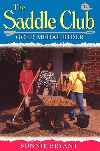 Saddle Club 54: Gold Medal Rider - Jacket
