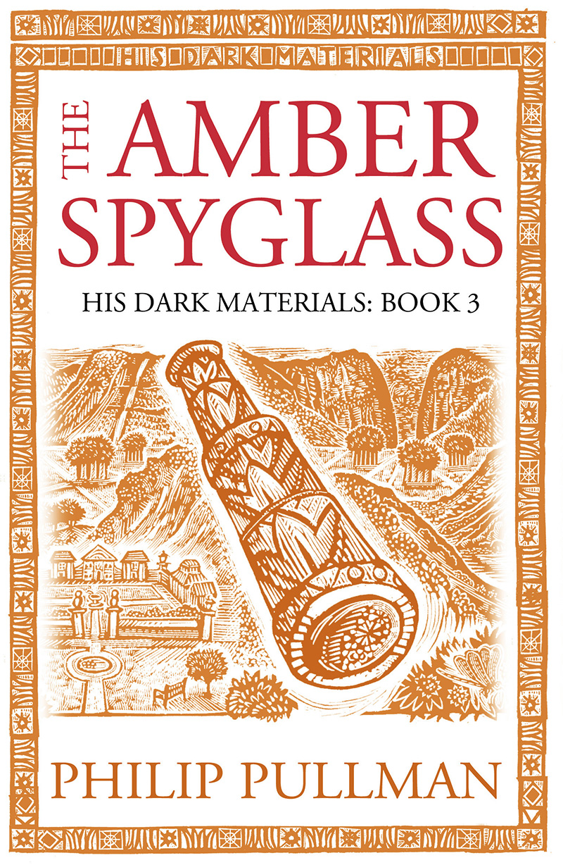 The Amber Spyglass: His Dark Materials 3 - Jacket